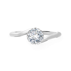 Forevermark Endlea™ Solitaire Ring