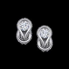 Forevermark Encordia™ Solitaire Stud Earrings